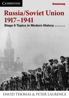 Russia Soviet Union 1917-1941 2ed: Stage 6 Modern History book