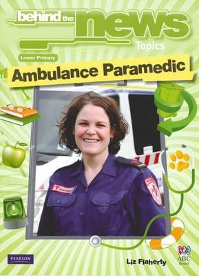 Ambulance Paramedic PB by Liz Flaherty