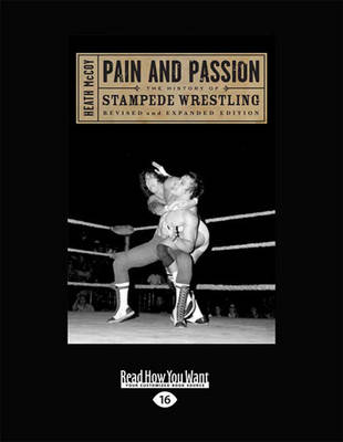 Pain and Passion by Heath McCoy