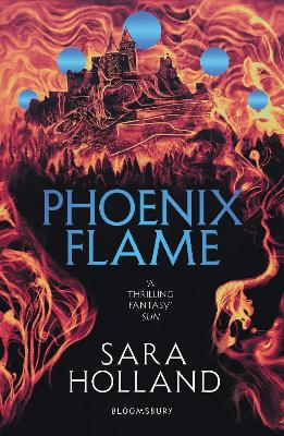 Havenfall: #2 Phoenix Flame by Sara Holland