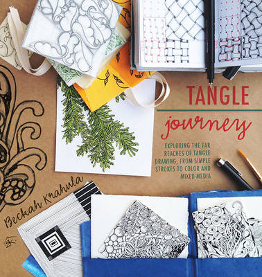Tangle Journey book