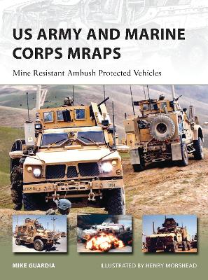 US Army and Marine Corps MRAPs by Mike Guardia