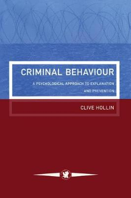 Criminal Behaviour book