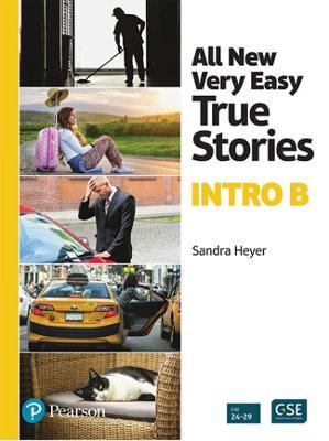 All New Very Easy True Stories by Sandra Heyer
