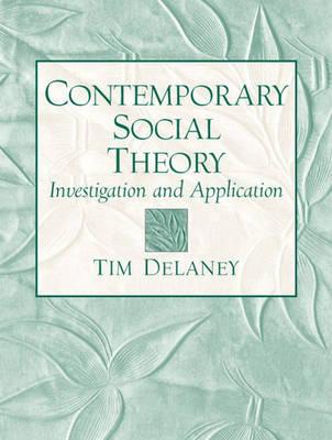 Contemporary Social Theory book