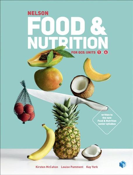 Nelson Food & Nutrition for QCE Student Book book