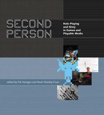 Second Person book