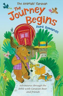 Journey Begins book