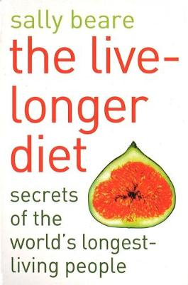 Live-Longer Diet book