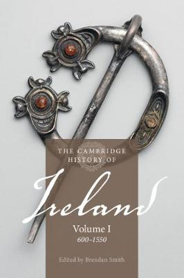 The Cambridge History of Ireland: Volume 1, 600-1550 book