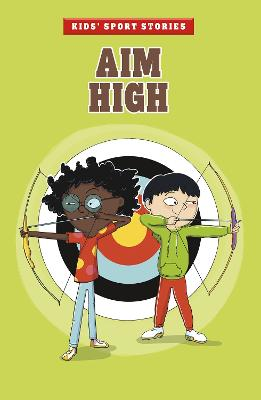 Aim High by Shawn Pryor