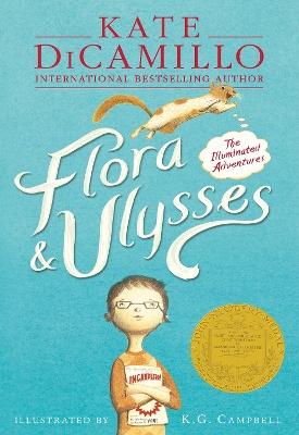 Flora & Ulysses book
