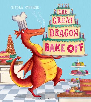 Great Dragon Bake Off book