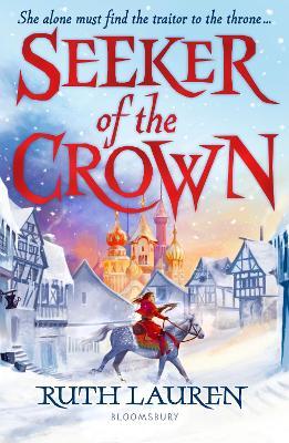 Seeker of the Crown by Ms. Ruth Lauren