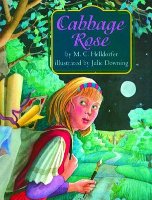 Cabbage Rose book