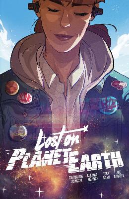 Lost On Planet Earth book