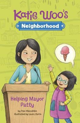 Helping Mayor Patty book