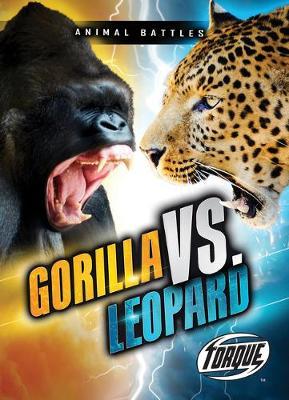 Gorilla VS Leopard book
