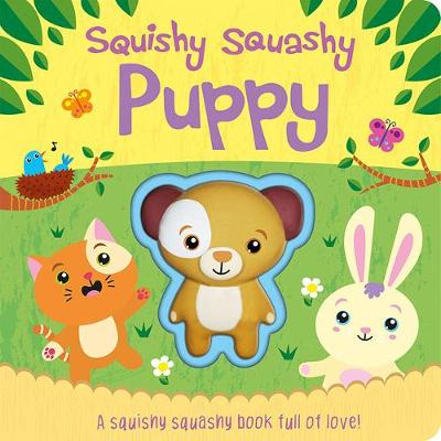 Squishy Squashy Puppy by Jenny Copper