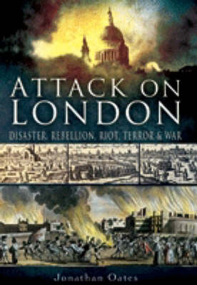 Attack on London book
