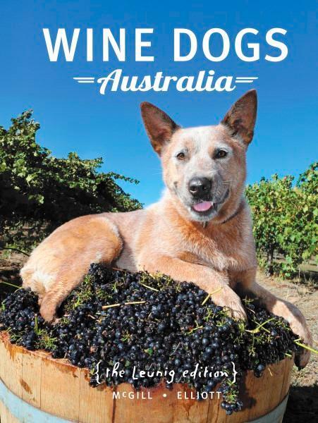 Wine Dogs Australia by William Boyd