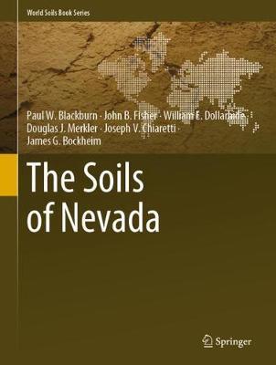 The Soils of Nevada by Paul W. Blackburn