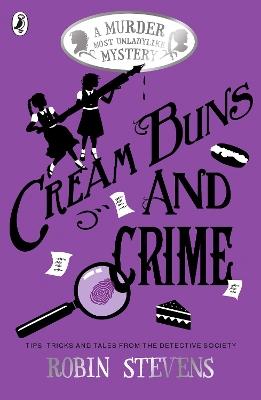 Cream Buns and Crime book