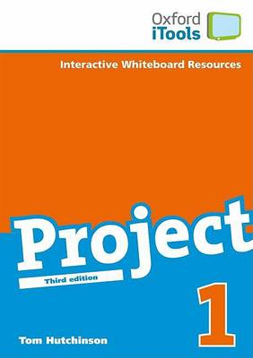 Project 1 Third Edition: iTools by Hutchinson