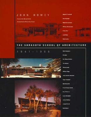 Sarasota School of Architecture, 1941--1966 book
