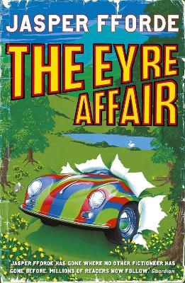 Eyre Affair book