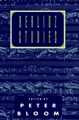 Berlioz Studies book