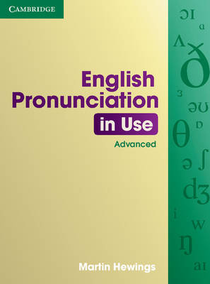 English Pronunciation in Use Advanced Book with Answers book