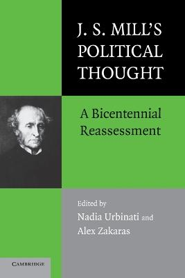 J.S. Mill's Political Thought by Nadia Urbinati