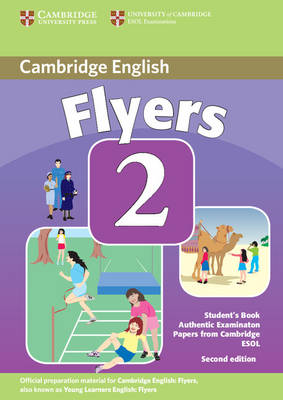 Cambridge Young Learners English Tests Flyers 2 Student's Book book