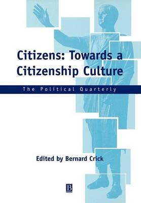 Citizens by Bernard Crick