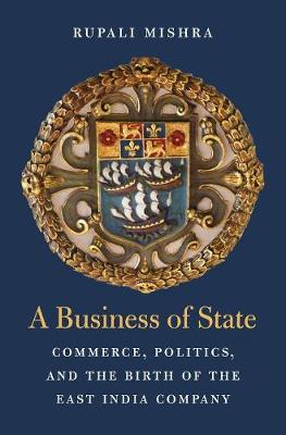 Business of State book