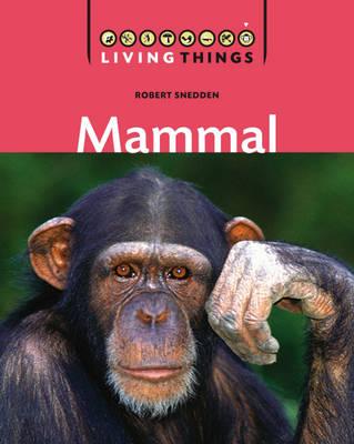 Mammal by Robert Snedden