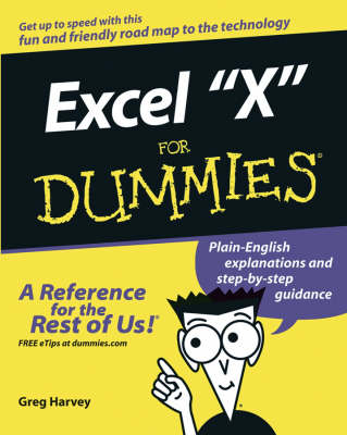 Excel 2003 for Dummies book