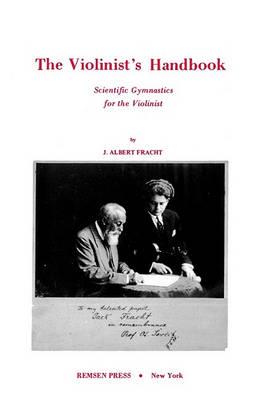 Violinist's Handbook by Stephanie Harvey