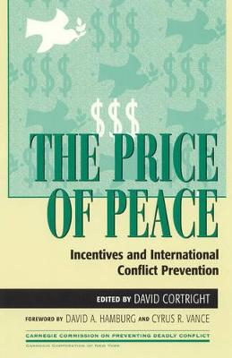 The Price of Peace by David Cortright