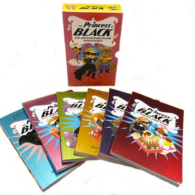 Princess in Black Slipcase book