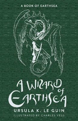 A Wizard of Earthsea: The First Book of Earthsea by Ursula K. Le Guin