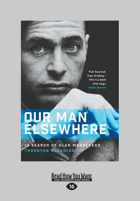 Our Man Elsewhere by Thornton McCamish