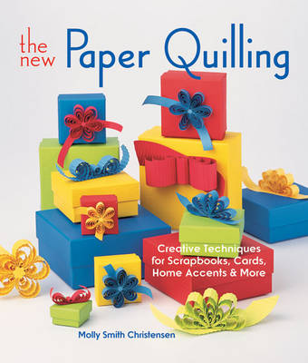 New Paper Quilling book