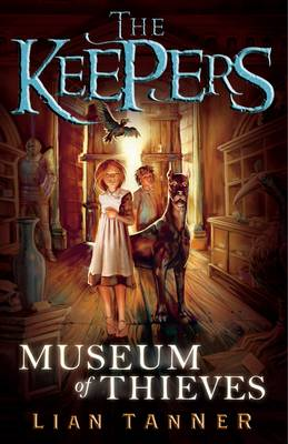Museum of Thieves: the Keepers 1 by Sebastian Ciaffaglione
