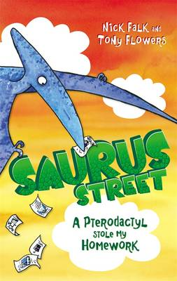 Saurus Street 2 by Nick Falk