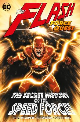 Flash Volume 10: The Force Quest book