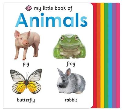 My Little Book of Animals by Roger Priddy
