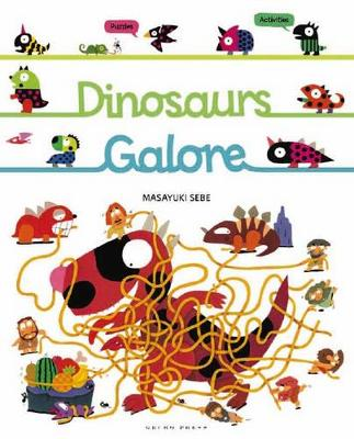 Dinosaurs Galore book