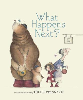 What Happens Next? book